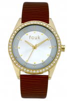 Buy French Connection Ladies Stone Set Watch - FC1073GS online