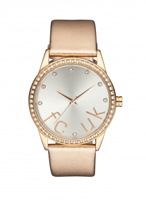 Buy French Connection Ladies Leather Watch - FC1053RS online