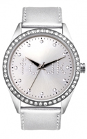 Buy French Connection Ladies Stone Set Watch - FC1012S online