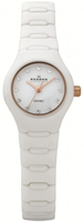 Buy Skagen Ceramic Ladies Swarovski Crystal Watch - 816XSWXRC1 online