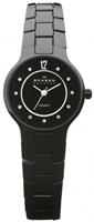 Buy Skagen Ceramic Ladies Swarovski Crystal Watch - 572SBXBC online