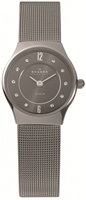 Buy Skagen Titanium Ladies Swarovski Crystal Watch - 233XSTTM online