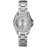 Buy Fossil Mini Riley Ladies Crystal Watch - ES2879 online