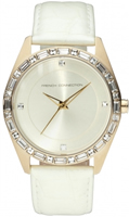 Buy French Connection Ladies Stone Set Watch - FC1008GG online