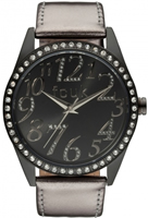 Buy French Connection Ladies Stone Set Watch - FC1012BB online
