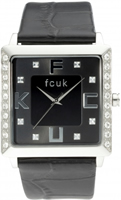 Buy French Connection Ladies Stone Set Watch - FC1048SB online