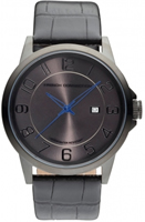 Buy French Connection Mens Stone Set Watch - FC1050BB online
