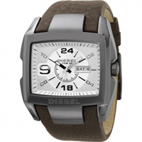 Buy Diesel Megatron Mens Leather Watch - DZ1216 online