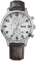 Buy Mens Hugo Boss Chunky Side Button Chronograph Watch online