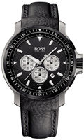 Buy Mens Hugo Boss Bezel Chronograph Watch online