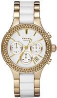 Buy Ladies Dkny Ceramic Fashion Watch online