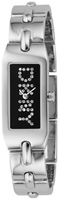 Buy Ladies Dkny Crystallized Logo Watch online