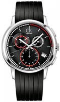 Buy Mens Calvin Klein Drive Chronograph Watch online