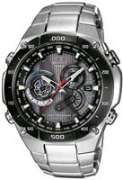 Buy Mens Casio Edifice Wave Ceptor Alarm Chronograph Watch online