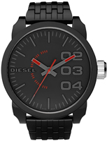 Buy Mens Diesel Black Steel online