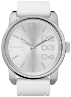 Buy Mens Diesel White Watch online