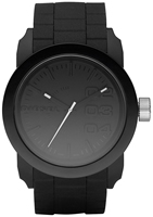 Buy Unisex Diesel Black Stainless Steel Watch online
