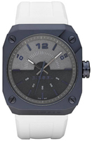 Buy Mens Diesel Grey Watch online