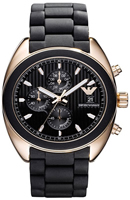 Buy Mens Emporio Armani Sports Luxe Chronograph Watch online