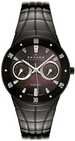 Buy Ladies Skagen Links Black Watch online