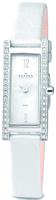 Buy Ladies Skagen  White Leather Strap Watch online