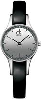 Buy Ladies Calvin Klein Mirror Dial Simplicity Watch online