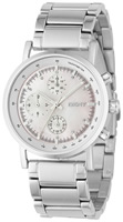 Buy Ladies Silver Dkny Chronograph Watch online