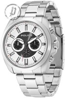 Buy Mens Police White Sovereign X Chronograph Watch online