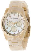 Buy Ladies Cream Michael Kors Watch online