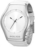 Buy Unisex Police White Sphere-x Watch online