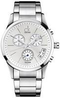 Buy Mens Calvin Klein Bold Chronograph Watch online