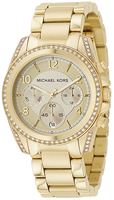 Buy Ladies Michael Kors Chronograph Watch online