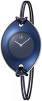 Buy Ladies Calvin Klein Blue Dial Suspension Watch online