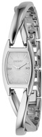 Buy Dkny Silver Ladies Fashion Watch online