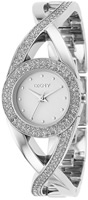 Buy Ladies Dkny Stone Set Twist Watch online