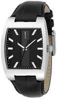Buy Mens Dkny Black Dial Fashion Watch online