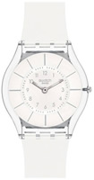 Buy Unisex Swatch White Classic Watch online