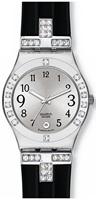 Buy Ladies Swatch Fancy Me Black Watch online
