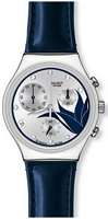 Buy Ladies Swatch Felicity Shimmer Chronograph Watch online
