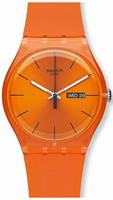 Buy Unisex Swatch Pumpkin Rebel Watch online