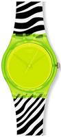 Buy Ladies Swatch Yellow Zeb Watch online