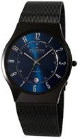 Buy Mens Blck Skagen Titanium Watch online