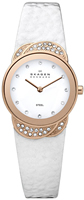 Buy Ladies White Skagen Watch online