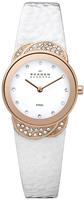 Buy Ladies White Skagen Watch online