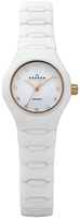 Buy Ladies White Pearl Skagen Ceramic Watch online