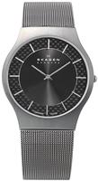 Buy Mens Black Skagen Titanium Watch online