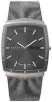 Buy Mens Black Dial Skagen Titanium Watch online