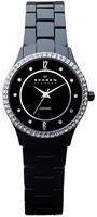 Buy Ladies Black Ceramic Skagen Ceramic Watch online