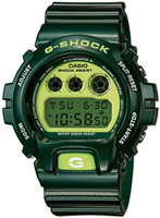 Buy Unisex Casio G-shock Dark Green Watch online