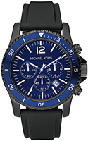 Buy Mens Michael Kors Blue Dial Chronograph Watch online